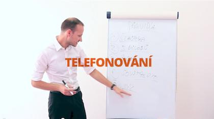 9. Telefonování